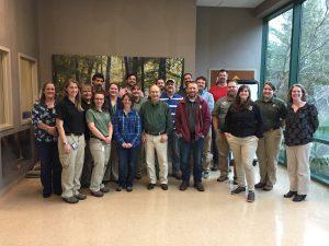 2018 Membership Meeting Mississippi Bat Working Group
